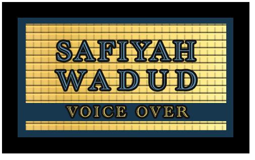 Safiyah Wadud • Voice Over